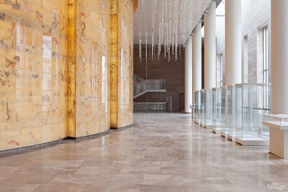 Фоторепортаж: Вторая сцена Мариинского театра изнутри. Изображение № 32.