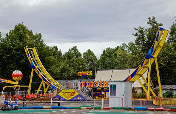 Карусель-карусель: 6 московских парков аттракционов. Изображение № 90.