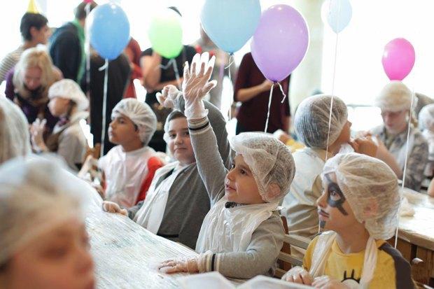 Как делать праздники для детей сособенностями развития. Изображение № 9.