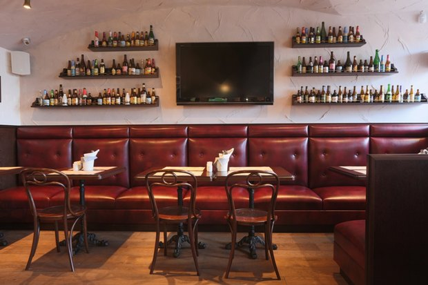 Ресторанная группа Italy открыла бельгийский паб. Изображение № 2.