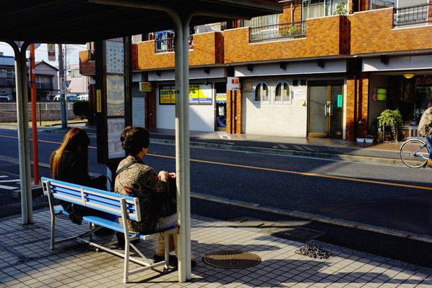 Митака, город соседа Тоторо. Изображение № 4.
