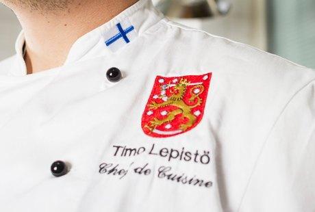 Кто кормит: Шеф-повар посольства Финляндии о своей работе и Москве. Изображение № 11.