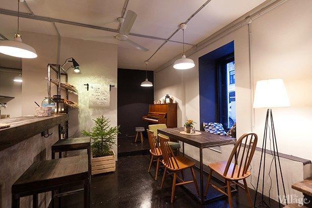 Новое место: Кафе-бар «Картофель с грибами». Изображение № 5.