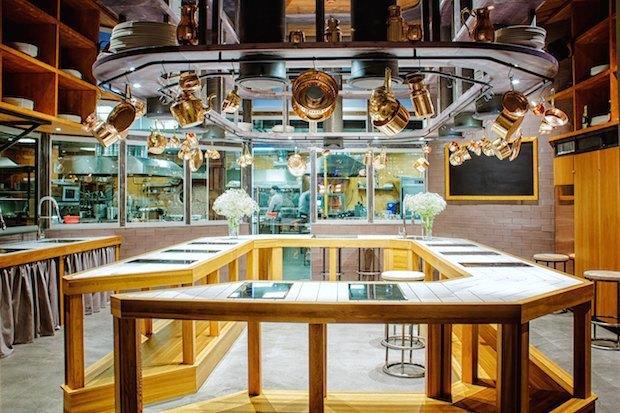 Кафе ибар Holy Fox, ресторан «Гастронавт», новый шеф-повар вресторане «Как есть». Изображение № 5.