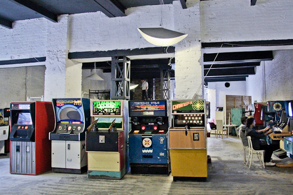 Музей советских игровых автоматов открылся на новом месте. Изображение № 13.