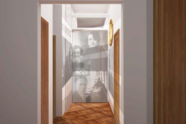 Каким будет музей Булгакова: концепция Габриеле Филиппини. Изображение № 8.