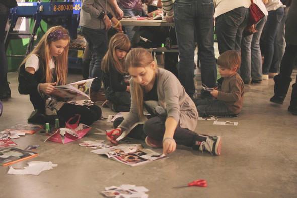 Риторический опрос: Посетители «Гаража» о современном искусстве. Изображение № 25.