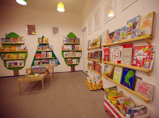 В Пушкине открылся детский книжный клуб. Изображение № 1.