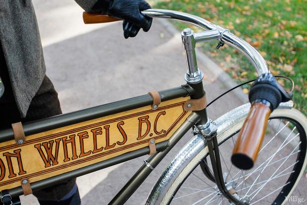 В «Сокольниках» пройдет ретро-велопробег Tweed Ride. Изображение № 7.