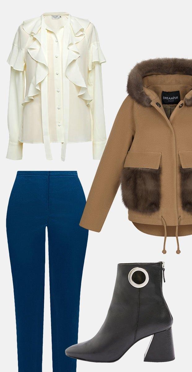 Вельветовая куртка женская с чем носить