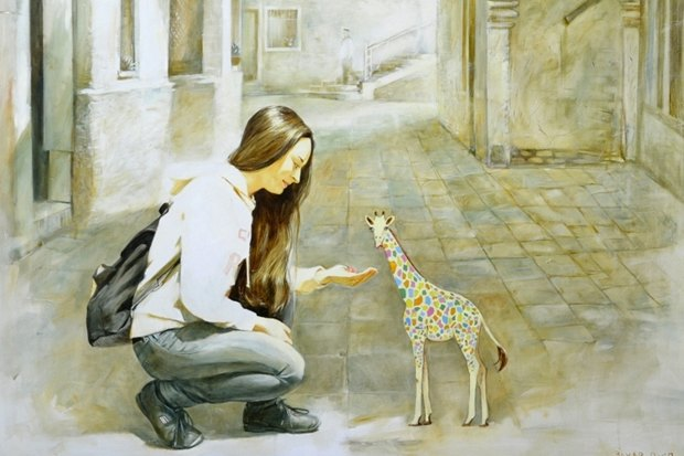 Уличный художник Павел Шугуров: «Быть чиновником — это прикольно». Изображение № 15.
