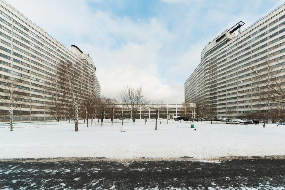 Мария Серова — о том, как появилось главное общежитие Москвы на улице Шверника. Изображение № 2.