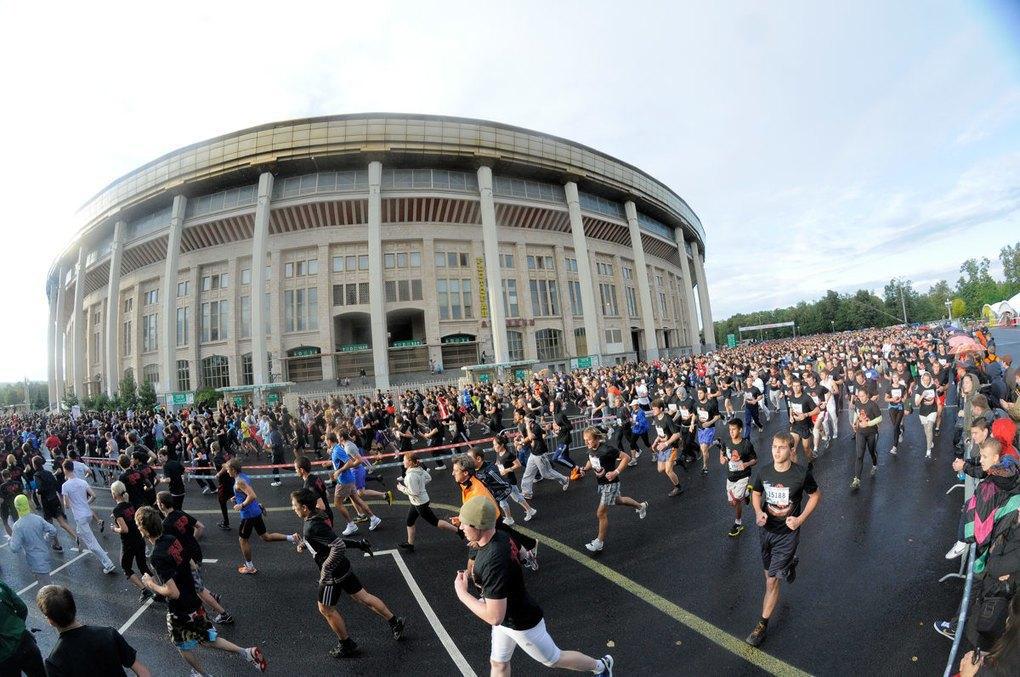 We Run Moscow 2011. Изображение № 14.
