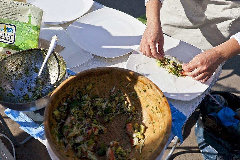 «Место 2.0»: Почему акселератор для торговцев уличной едой меняет концепцию. Изображение № 6.