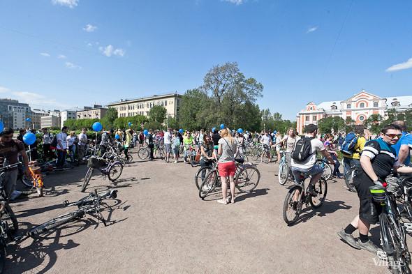 Спорт в городе: Пробег роллеров, велопарад и «Русская пробежка». Изображение № 20.