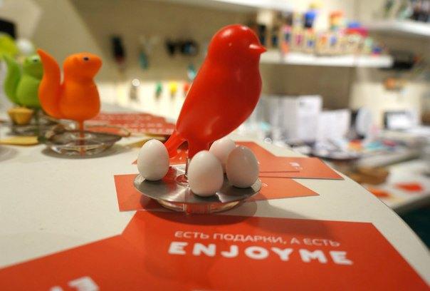В «Этажах» открылся магазин подарков Enjoy Me . Изображение № 2.