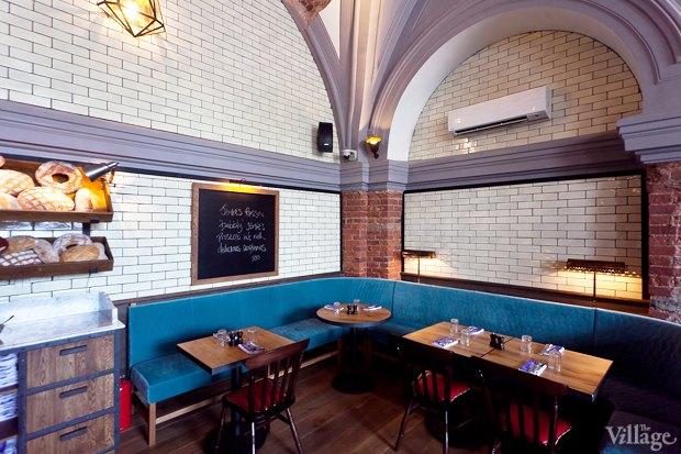 Новое место: Ресторан Jamie's Italian. Изображение № 4.