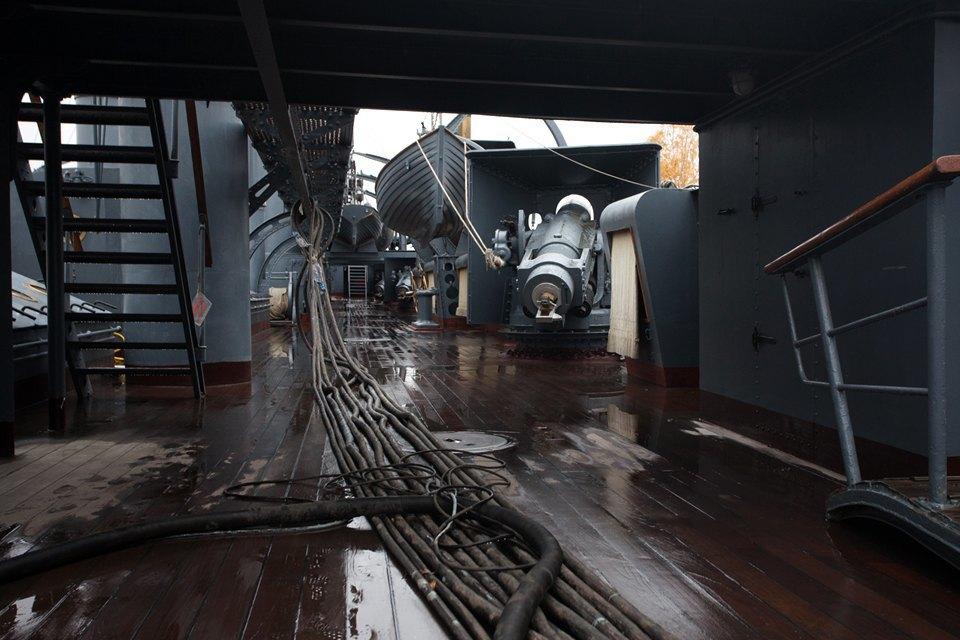 Как ремонтируют крейсер «Аврора». Изображение № 9.