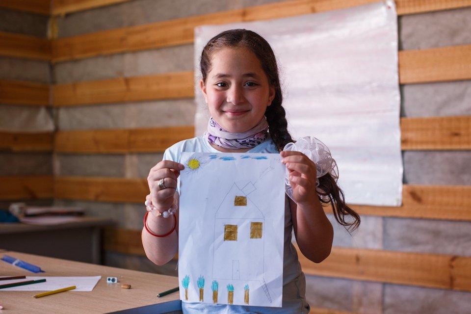 Дети, которых нет: Как проходят занятия в ногинской школе для сирийских беженцев. Изображение № 12.