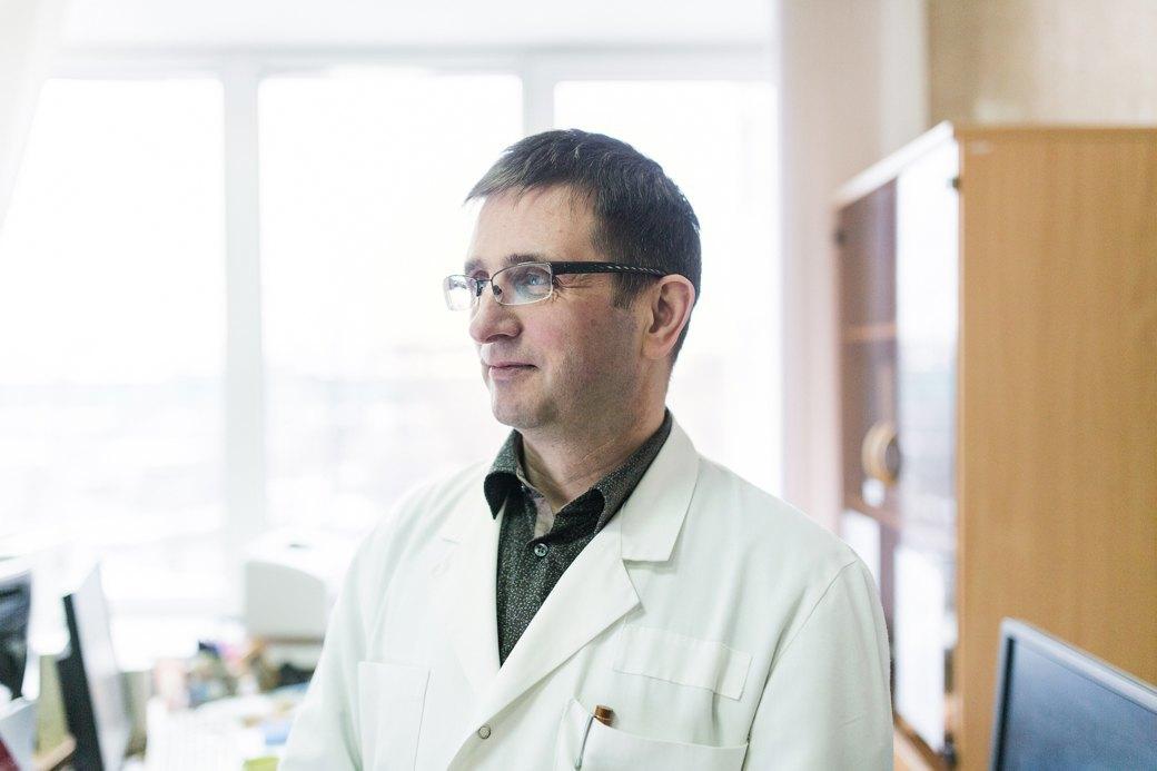 Специалист погриппу Игорь Никоноров— отом, так ли опасна эпидемия вгороде. Изображение № 2.