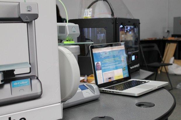 В цифровой мастерской Fab Lab открылся коворкинг. Изображение № 3.