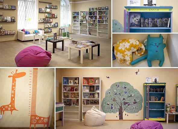 Книжный мир: Детские книжные магазины. Изображение № 7.