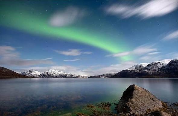 Изображение 20. Солнечный ветер. Несколько мест для любителей наблюдать полярное сияние из своего окошка.. Изображение № 6.