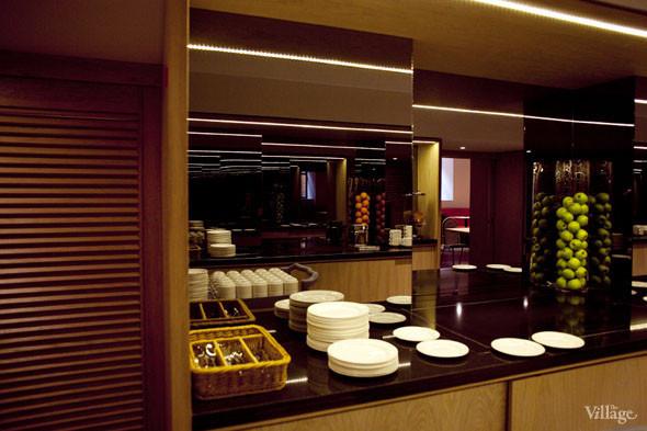 На «Даниловской мануфактуре» открылся лофт-отель. Изображение № 4.