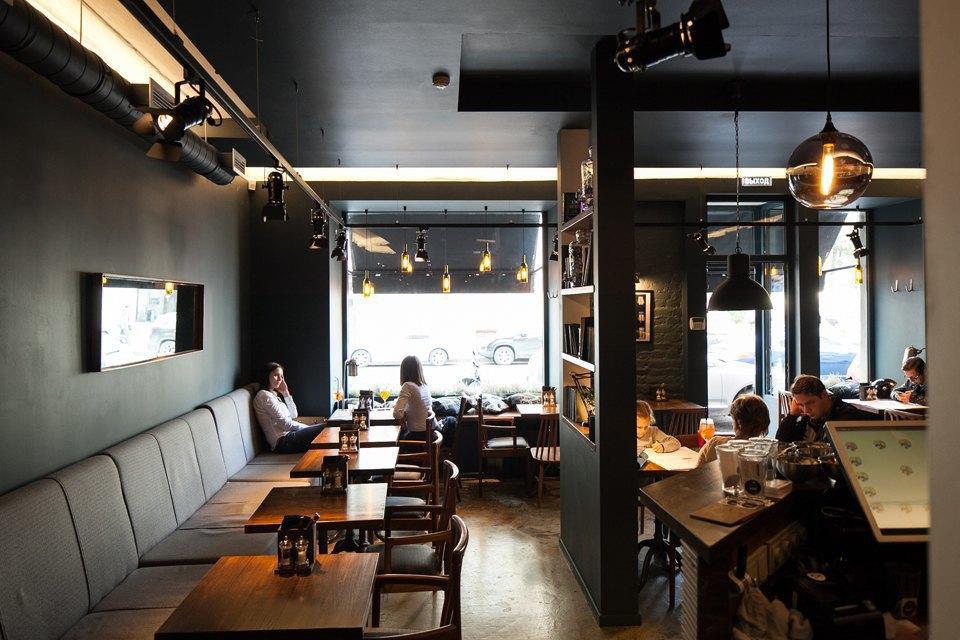 Кафе-бар «Бюро» на Петроградской стороне. Изображение № 7.