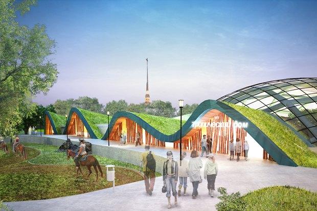 Как реконструируют Ленинградский зоопарк. Изображение № 6.