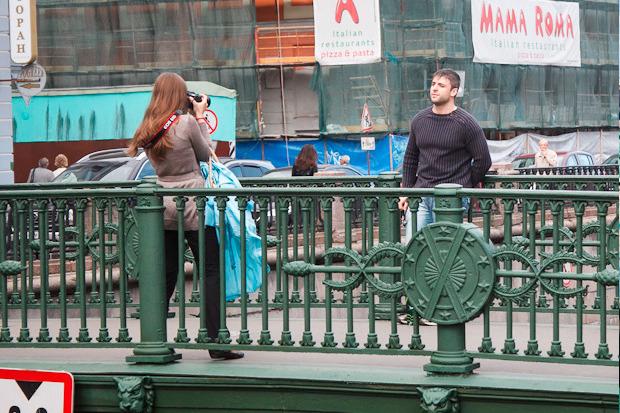 Эксперимент The Village: Самые популярные места для фотографий из Петербурга. Изображение № 42.
