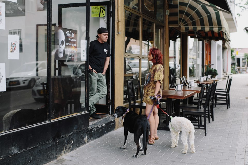 Флорентин, квартал баров ивечеринок в Тель-Авиве. Изображение № 9.
