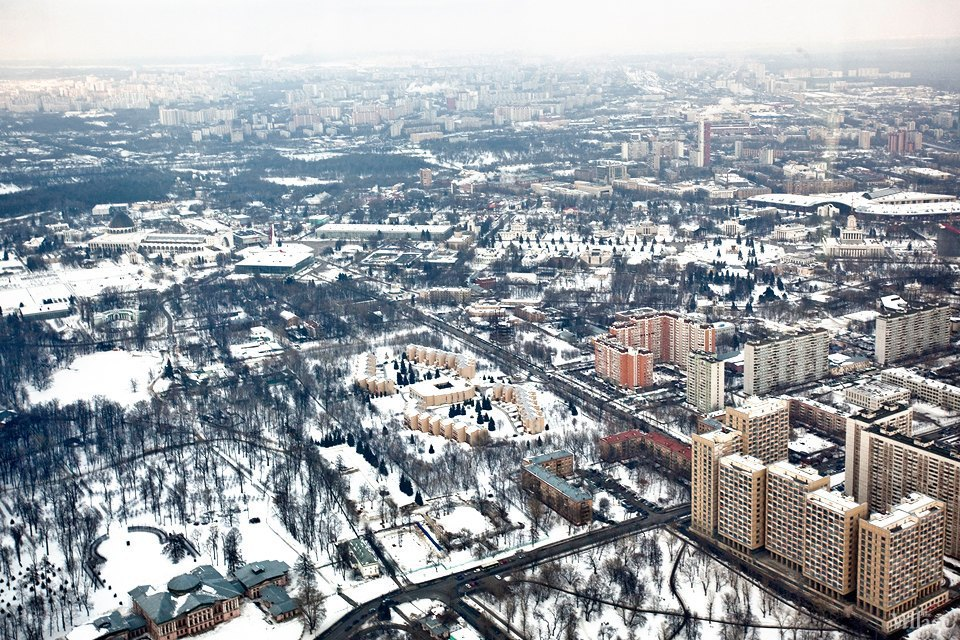 Лучший вид на этот город: 7 смотровых площадок вМоскве. Изображение № 63.