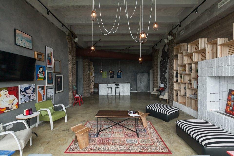 Арт-пространство Studio212 в стиле нью-йоркского лофта . Изображение № 20.
