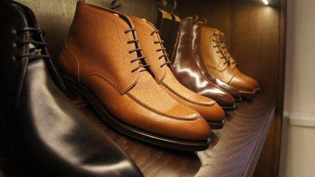 На Марата открылся магазин мужской обуви ручной работы. Изображение № 4.