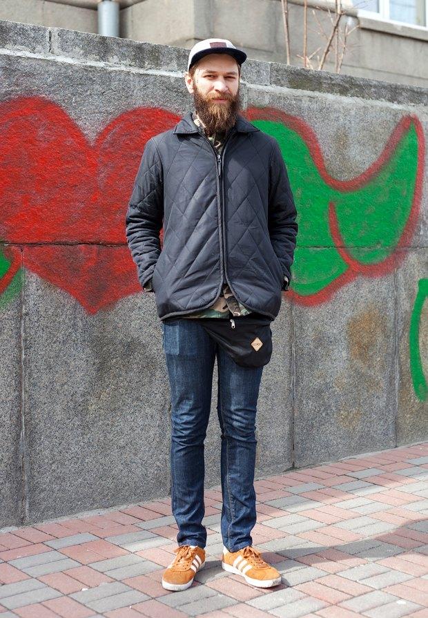 Внешний вид (Киев): Андрей Никольник, тату-мастер. Изображение № 1.