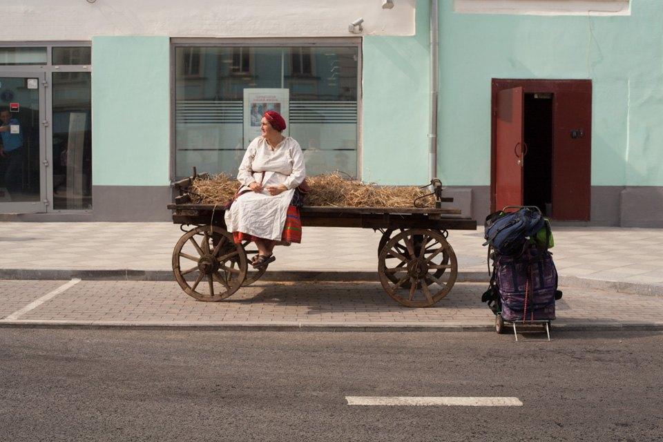 Обновлённая Пятницкая улица. Изображение № 14.