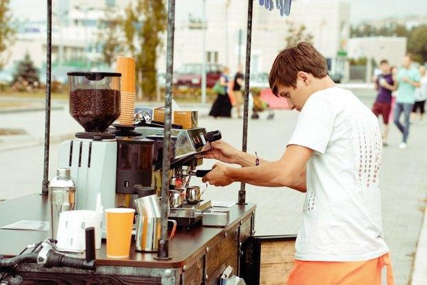 Личный опыт: Как превратить велосипед в кофейню на колесах. Изображение № 2.