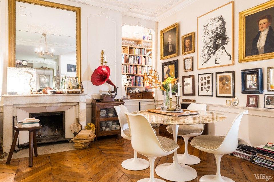 Квартиры мира: Париж. Изображение № 3.