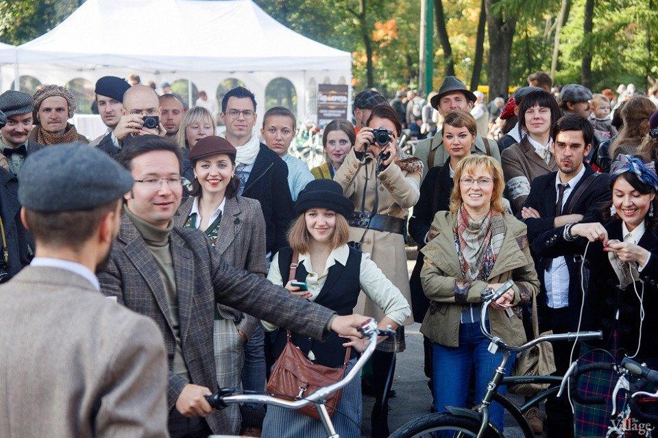 C твидом на город: участники веловояжа в Петербурге о ретро-вещах. Изображение № 23.