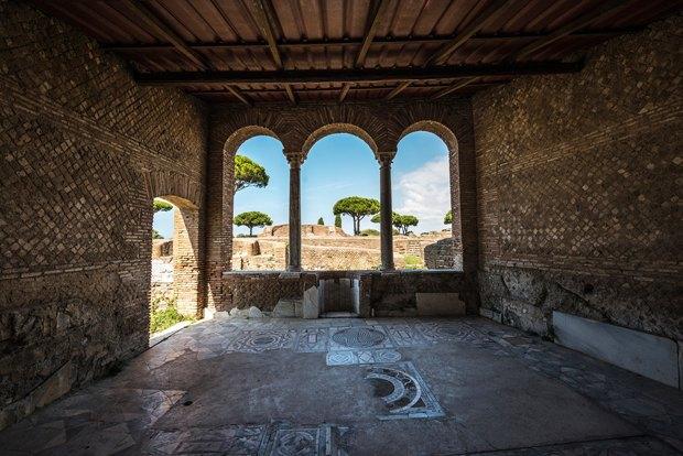 10мест вРиме, куда ходят сами римляне. Изображение № 2.