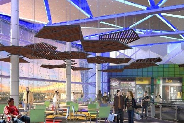 Торговые центры Москвы: 23 новых проекта. Изображение № 60.