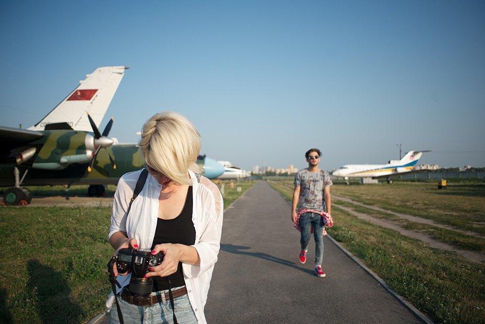 Фотосъёмка в Музее авиации. Изображение № 21.