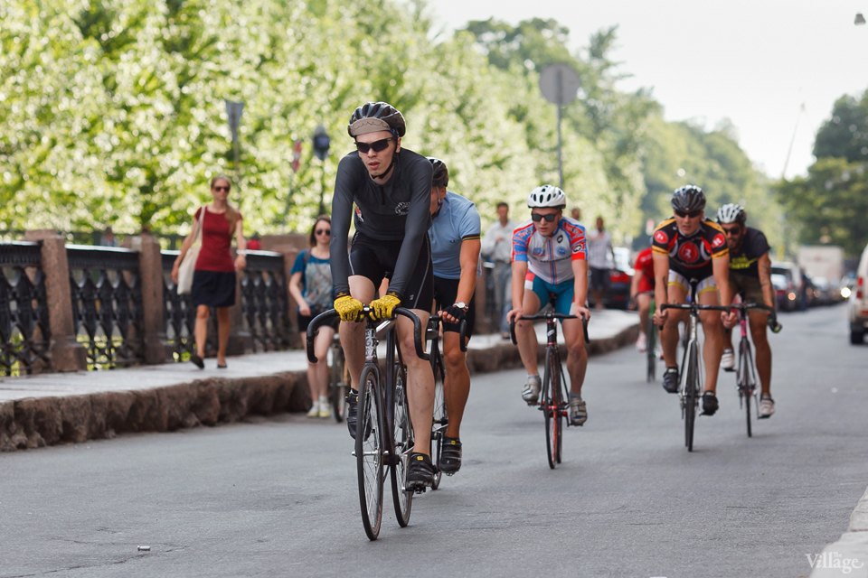 Люди в городе: Участники фестиваля «За велогород». Изображение № 32.