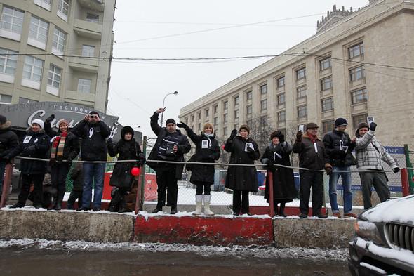 Близкое окружение: Участники акции «Белый круг» о проблемах Москвы. Изображение № 40.