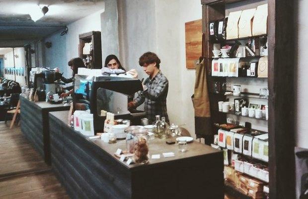 Четвёртая волна кофе. Изображение № 2.