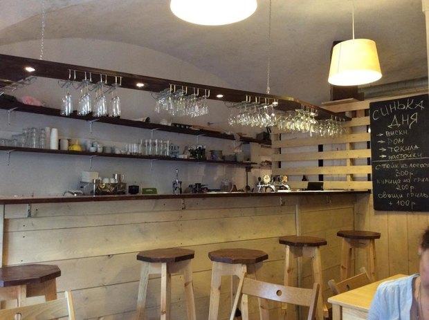 В пространстве Korpus-2 открылось кафе «Эдда». Изображение № 1.