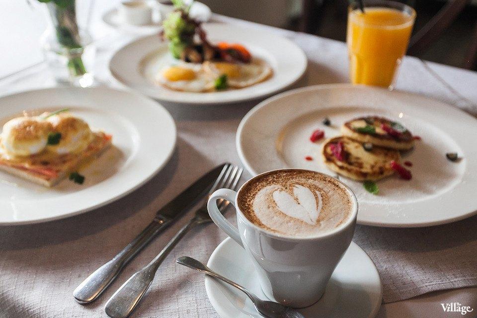 Никогда не поздно:17 мест, где завтракают после полудня. Изображение № 14.