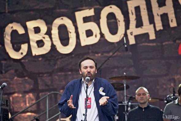 Фоторепортаж: «Марш миллионов». Изображение № 31.