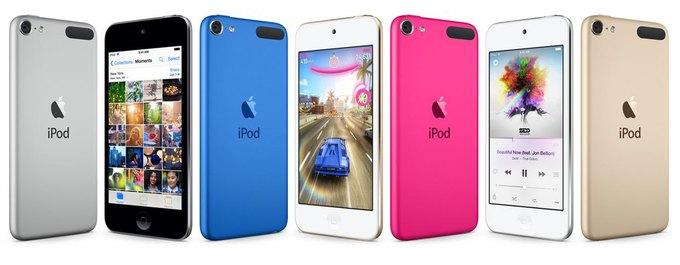 Apple представила новый iPod. Изображение № 1.